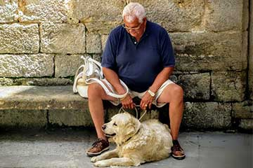 alter-mann-hund